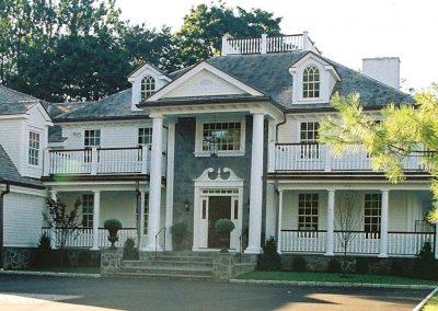 Gregorian Colonial
