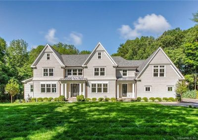 Shingle Style Colonial